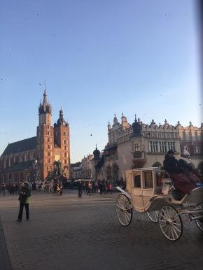 A Weekend in Krakow